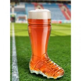 Borgonovo Boot Soccer 부츠 맥주잔 0.5L(610ml) 1P