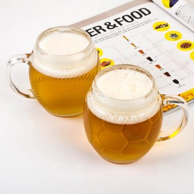 Borgonovo Sports Beer Mug (맥주잔) 0.5L 1P