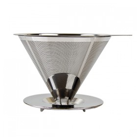 Domo Stainless Dripper (스텐레스 드리퍼) 1P