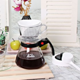 Kalita Coffee Drip Set 2~4인용(102-D)