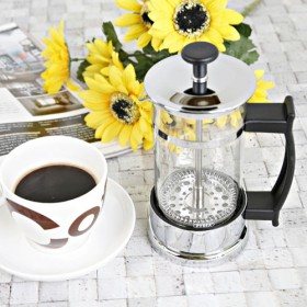 Domo Coffee & Tea French Press(T215-350ml)